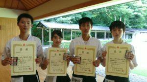鈴木先生へ 写真